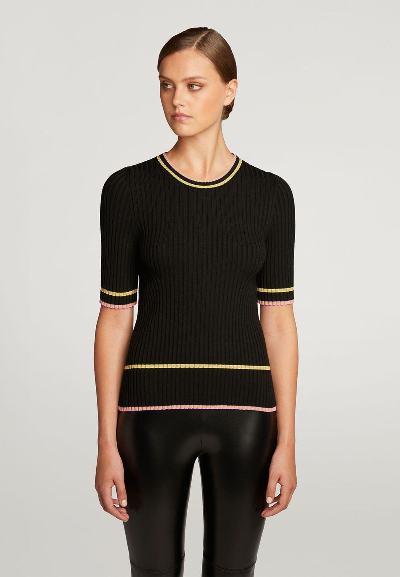 52820 Thelma Strip Shirt
