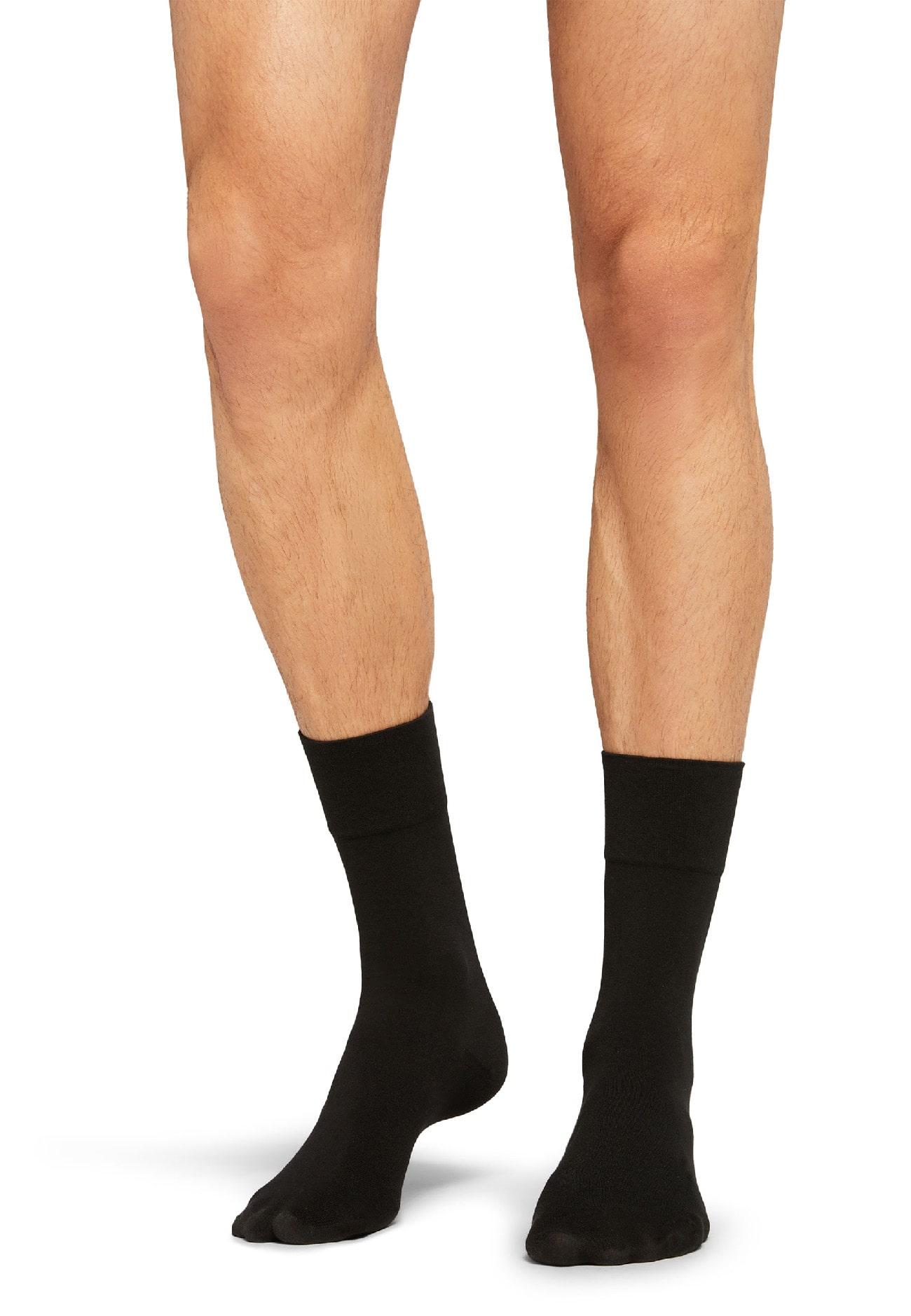 45001 Cotton Velvet Socks